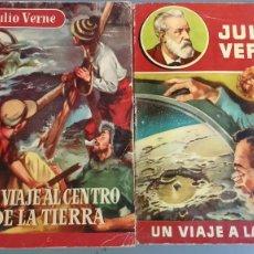 Libros antiguos: LOTE JULIO VERNE. Lote 94142400