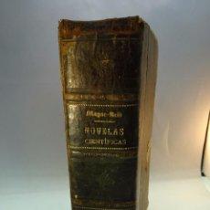Libros antiguos: NOVELAS CIENTÍFICAS - TOMO I - MAYNE-REID - COLECCIÓN DE 16 NOVELAS DE FICCIÓN - 1870 - MADRID - . Lote 95165103
