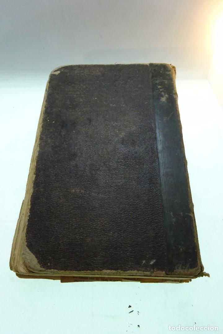 Libros antiguos: NOVELAS CIENTÍFICAS - TOMO I - MAYNE-REID - COLECCIÓN DE 16 NOVELAS DE FICCIÓN - 1870 - MADRID - - Foto 13 - 95165103