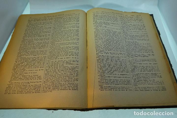 Libros antiguos: LA NOVELA DE LA LIBERTAD - EMILIO ERCKMANN Y ALEJANDRO CHATRAIN - TOMO I - AÑOS 20 - - Foto 5 - 95165591