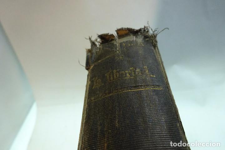 Libros antiguos: LA NOVELA DE LA LIBERTAD - EMILIO ERCKMANN Y ALEJANDRO CHATRAIN - TOMO I - AÑOS 20 - - Foto 7 - 95165591
