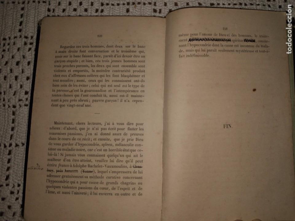 Libros antiguos: Les habitants du monde invisible ou les purs esprits, les anges déchus et les possédés. (1850) - Foto 4 - 95229711