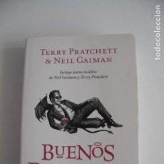 Libros antiguos: BUENOS PRESAGIOS - TERRY PRATCHETT - NEIL GAIMAN . Lote 95383339