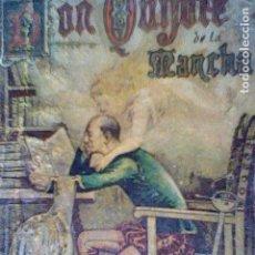 Libros antiguos: DON QUIJOTE DE LA MANCHA CERVANTES ED CALLEJA 1903 MINIATURA ILUSTRADO . Lote 95387707