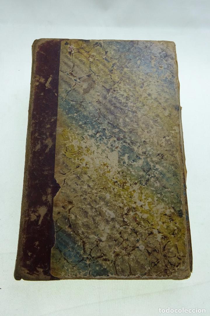 COLECCION DE AUTORES SELECTOS, LATINOS Y CASTELLANOS - TOMO I - EN LATÍN - MADRID - 1851 - (Libros antiguos (hasta 1936), raros y curiosos - Literatura - Narrativa - Ciencia Ficción y Fantasía)
