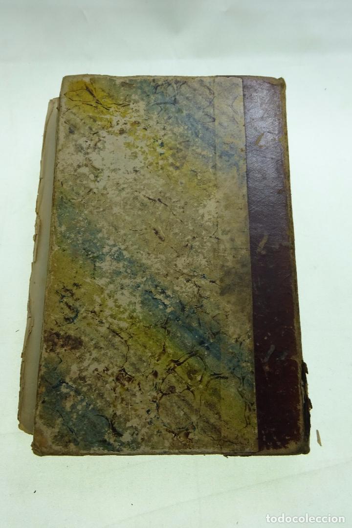 Libros antiguos: COLECCION DE AUTORES SELECTOS, LATINOS Y CASTELLANOS - TOMO I - EN LATÍN - MADRID - 1851 - - Foto 6 - 95430439
