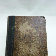 Libros antiguos: COLECCION DE AUTORES SELECTOS, LATINOS Y CASTELLANOS - TOMO IV - EN LATÍN - MADRID - 1849 -. Lote 95430595