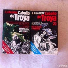 Libros antiguos: CABALLO DE TROYA I Y II. Lote 98069635