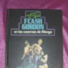 Libros antiguos: FLASH GORDON, EN LAS CAVERNAS DE MONGO, ALEX RAYMOND, COLECCIÓN PULP Nº 2,. Lote 99227191