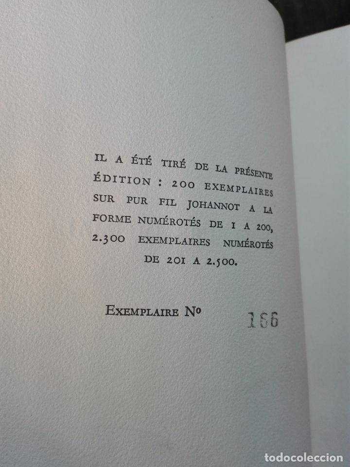 LES FLEURS DU MAL - CHARLES BAUDELAIRE - COLLECTION PASTELS - ED. DU PANTHEON - PARIS - 1947 - (Libros antiguos (hasta 1936), raros y curiosos - Literatura - Narrativa - Ciencia Ficción y Fantasía)