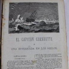 Libros antiguos: L-4568. OBRAS INÉDITAS DE JULIO VERNE. FINALES SIGLO XIX. BARCELONA 1886.. Lote 104307731