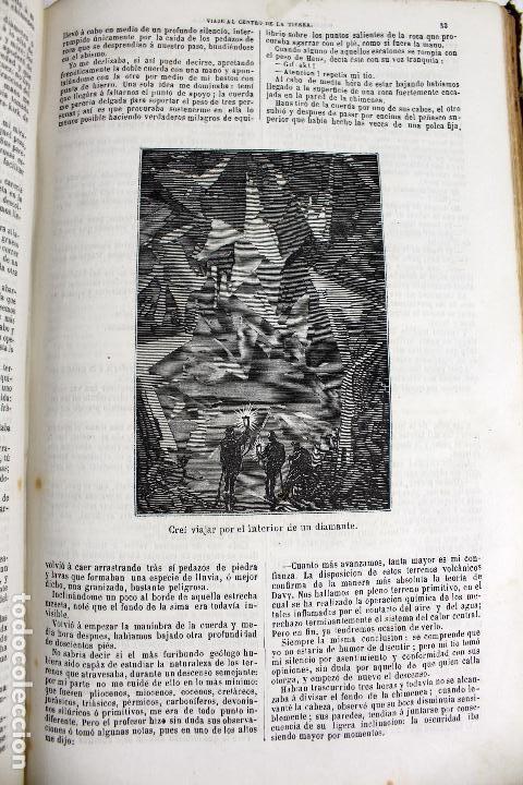 Libros antiguos: L-4568. OBRAS INÉDITAS DE JULIO VERNE. FINALES SIGLO XIX. BARCELONA 1886. - Foto 6 - 104307731