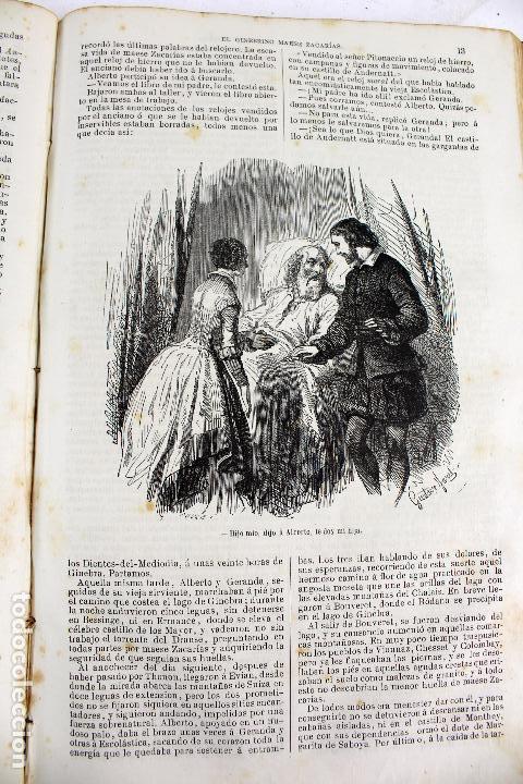 Libros antiguos: L-4568. OBRAS INÉDITAS DE JULIO VERNE. FINALES SIGLO XIX. BARCELONA 1886. - Foto 8 - 104307731
