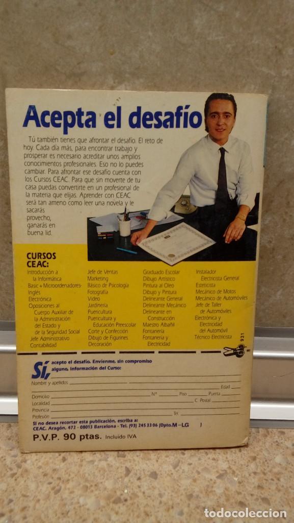 Libros antiguos: NOVELA, ASTRI-OESTE DE DONALD CURTIS, MALDAD EN EL RANCHO, TIPO ESTEFANIA. - Foto 2 - 106085075