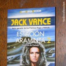 Libros antiguos: F1 GRAN SUPER FICCION JACK VANCE LA SENGUNDA VARIEDAD 2. Lote 107227451