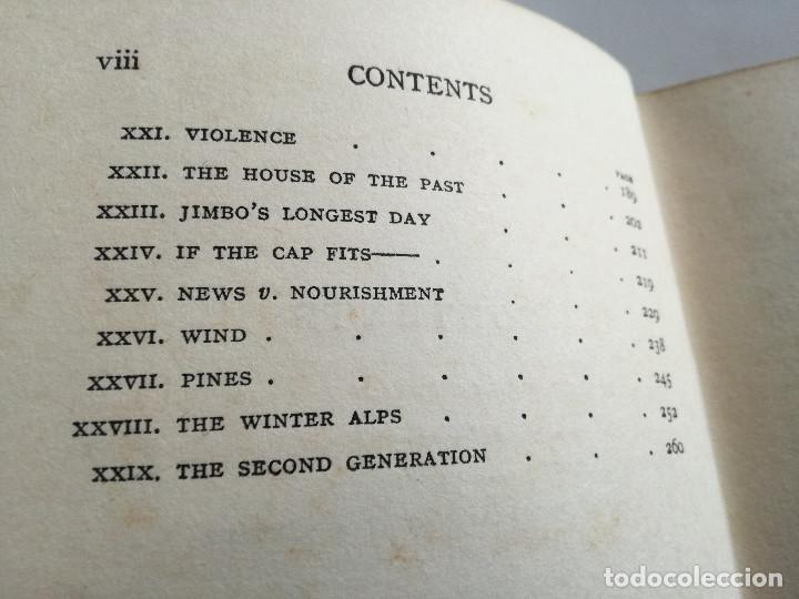 Libros antiguos: ALGERNON BLACKWOOD: TEN MINUTE STORIES, HISTORIAS DE DIEZ MINUTOS (1914) - LITERATURA FANTÁSTICA - Foto 6 - 109206935
