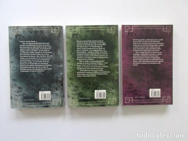 Libros antiguos: ESTUCHE EL SEÑOR DEL TIEMPO, IMPECABLE, CON LOS TRES LIBROS, LOUISE COOPER, MUY DESCATALOGADO - Foto 4 - 208176045