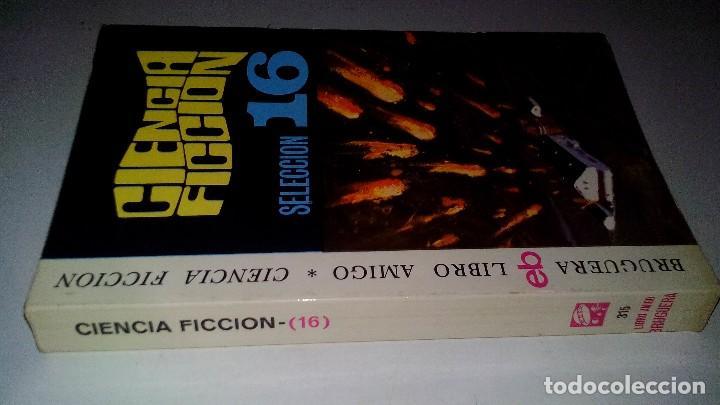 CIENCIA FICCION-SELECCION 16-BRIAN W. ALDISS,VICTOR COTOSKI,JOSEPHINE SAXTON,VANCE-BRUGUERA 1976 (Libros antiguos (hasta 1936), raros y curiosos - Literatura - Narrativa - Ciencia Ficción y Fantasía)