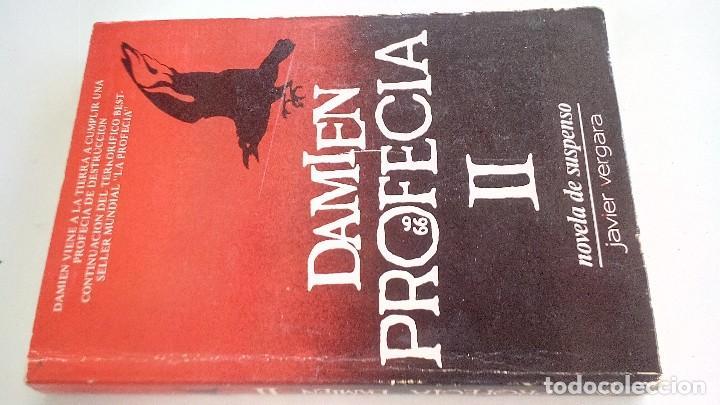 DAMIEN PROFECIA II-JOSEPH HOWARD. JAVIER VERGARA EDITOR-EDICION 1978-BUENOS AIRES-ARGENTINA (Libros antiguos (hasta 1936), raros y curiosos - Literatura - Narrativa - Ciencia Ficción y Fantasía)