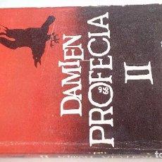 Libros antiguos: DAMIEN PROFECIA II-JOSEPH HOWARD. JAVIER VERGARA EDITOR-EDICION 1978-BUENOS AIRES-ARGENTINA. Lote 113310063