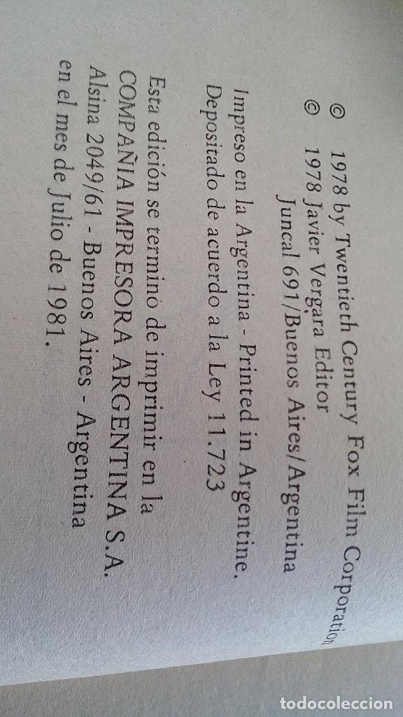 Libros antiguos: DAMIEN PROFECIA II-JOSEPH HOWARD. JAVIER VERGARA EDITOR-EDICION 1978-BUENOS AIRES-ARGENTINA - Foto 6 - 113310063