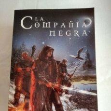 Libros antiguos: LA COMPAÑIA NEGRA OMNIBUS 1 DE GLEN COOK DE LA FACTORIA DE IDEAS. Lote 133160918