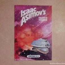 Libros antiguos: REVISTA • ISAAC ASIMOV'S N°5 (EDITORS, 1980) 160 PÁGS.. Lote 117225755