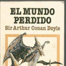 Libros antiguos: SIR ARTHUR CONAN DOYLE. EL MUNDO PERDIDO. LAERTES. Lote 118634247