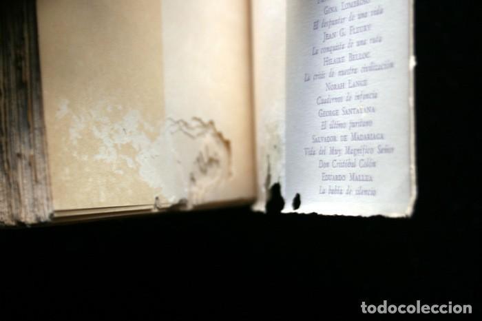 Libros antiguos: ANTOLOGIA DE LA LITERATURA FANTASTICA - BORGES - OCAMPO - BIOY CASARES - 1940 - primera edición - Foto 8 - 118712531