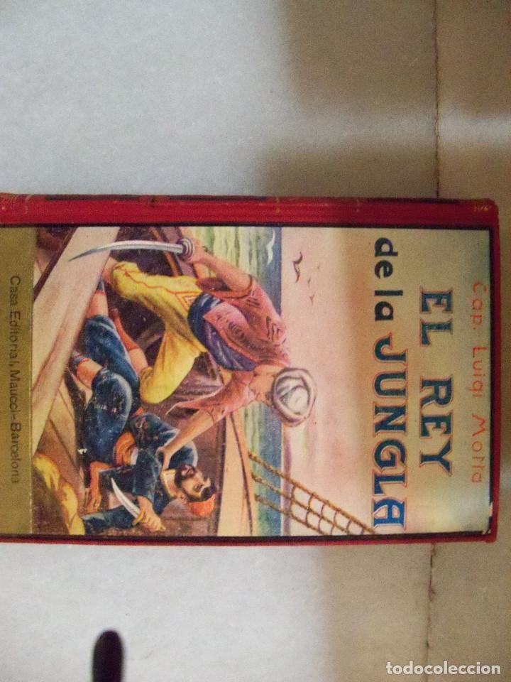 Libros antiguos: COLECCION COMPLETA DE LA EDITORIAL MAUCCI DE LAS NOVELAS DEL CAPITAN LUIGGI MOTA - Foto 10 - 122242071