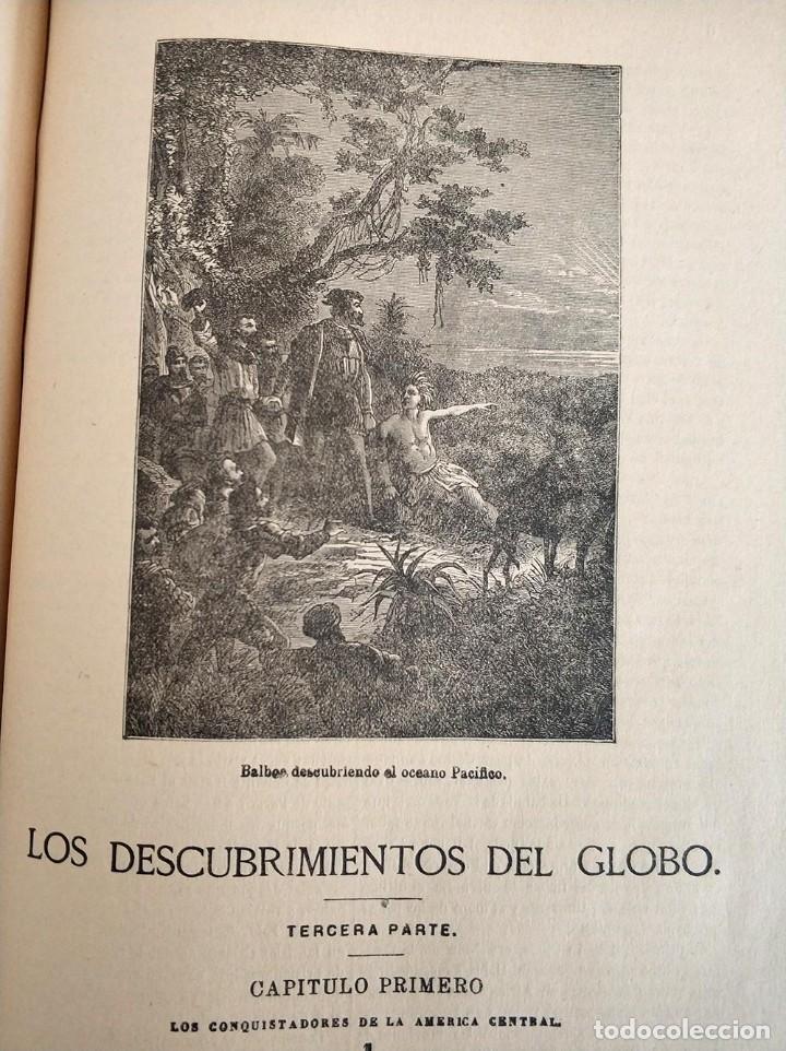 Libros antiguos: tomo con 5 novelas julio verne Veinte mil leguas de viaje submarino 1878 1879 ver mas en descripcion - Foto 40 - 125279427