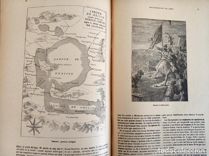 Libros antiguos: tomo con 5 novelas julio verne Veinte mil leguas de viaje submarino 1878 1879 ver mas en descripcion - Foto 41 - 125279427