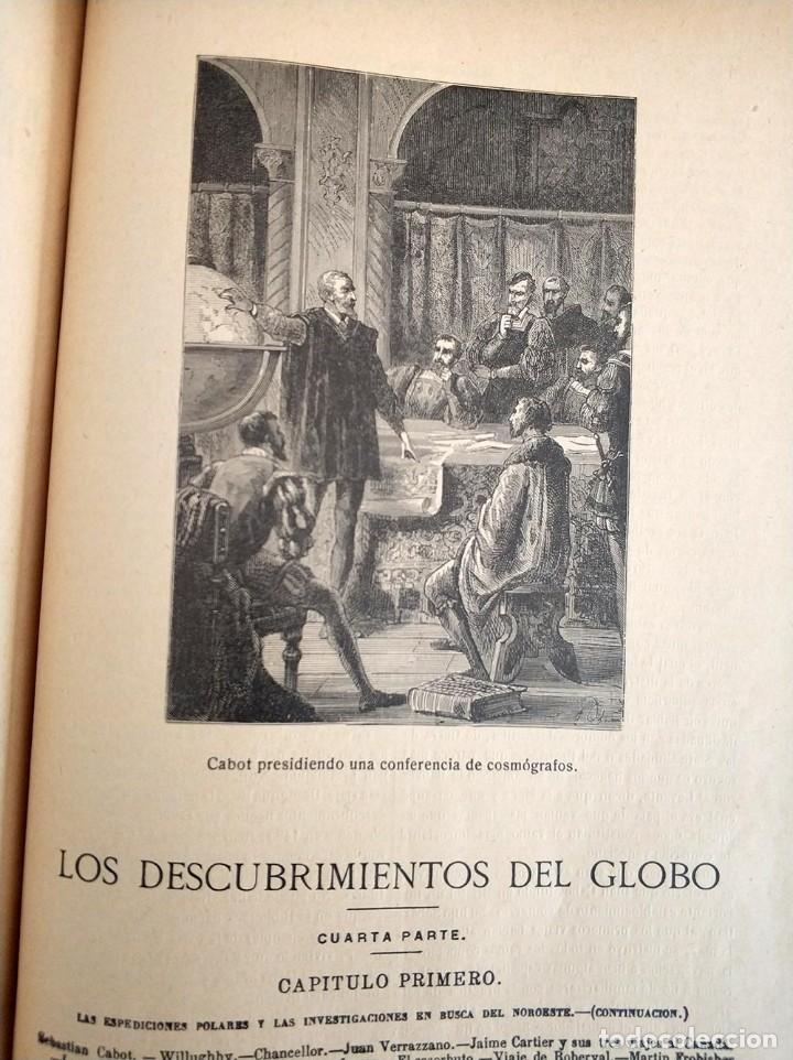 Libros antiguos: tomo con 5 novelas julio verne Veinte mil leguas de viaje submarino 1878 1879 ver mas en descripcion - Foto 43 - 125279427