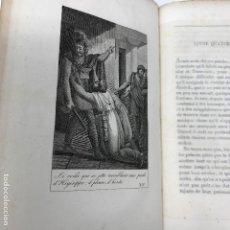 Libros antiguos: AVENTURAS DE TELÉMACO HIJO DE ULISES-PARÍS 1830. Lote 125312927