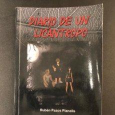 Libros antiguos: DIARIO DE UN LICANTROPO(12€). Lote 126116511