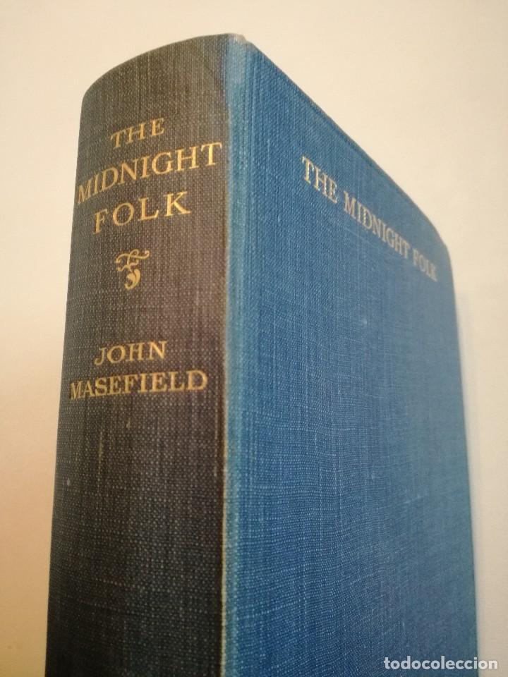 LOS PERSONAJES DE LA MEDIANOCHE - THE MIDNIGHT FOLK (1927) - JOHN MASEFIELD (Libros antiguos (hasta 1936), raros y curiosos - Literatura - Narrativa - Ciencia Ficción y Fantasía)