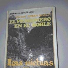 Libros antiguos: LAS NIEBLAS DE A BALÓN. MARION ZIMMER BRADLEY. ISBN 84 7002-393-6. Lote 131972918
