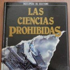 Libros antiguos: LAS CIENCIAS PROHIBIDAS.ENCICLOPEDIA DEL OCULTISMO.Nº9.EDITA QUORUM.(1987). Lote 133204042