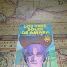 Libros antiguos: LOS TRES SOLES DE AMARA - WILLIAM F. TEMPLE .1977. Lote 133805950