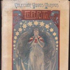 Libros antiguos: NOVELA COLECCION AMBOS MUNDOS ESPIRITA F. GRANADA Y EDITORES . Lote 136442190