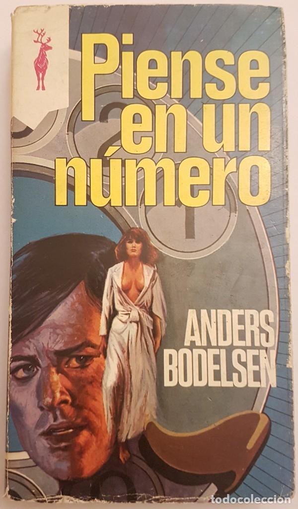 PIENSE EN UN NUMERO DE ANDERS BODELSEN (Libros antiguos (hasta 1936), raros y curiosos - Literatura - Narrativa - Ciencia Ficción y Fantasía)