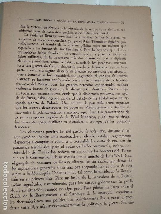 Libros antiguos: UN DESCUBRIMIENTO ASOMBROSO - JULIO VERNE - EDIC. ILUSTRADA CON GRABADOS - MADRID - - Foto 4 - 136763678