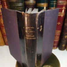 Libros antiguos: EL LIBRO DE LAS TIERRAS VÍRGENES - RUDYARD KIPLING - EDICIÓN DEFINITIVA - GUSTAVO GILI - BCN - 1935-. Lote 138686010