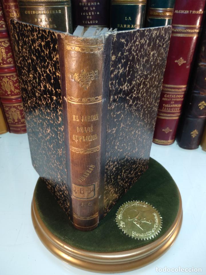 EL JARDÍN DE LOS SUPLICIOS - OCATAVIO MIRBEAU - CASA EDITORIAL MAUCCI - BARCELONA - 1902 (Libros antiguos (hasta 1936), raros y curiosos - Literatura - Narrativa - Ciencia Ficción y Fantasía)