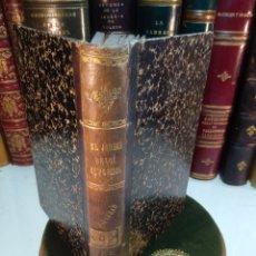 Libros antiguos: EL JARDÍN DE LOS SUPLICIOS - OCATAVIO MIRBEAU - CASA EDITORIAL MAUCCI - BARCELONA - 1902. Lote 138687390