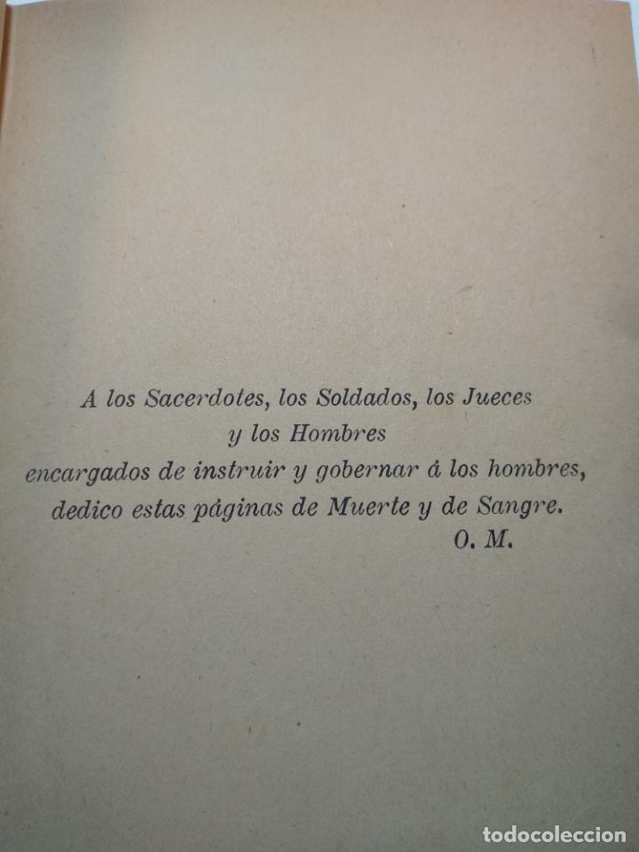 Libros antiguos: EL JARDÍN DE LOS SUPLICIOS - OCATAVIO MIRBEAU - CASA EDITORIAL MAUCCI - BARCELONA - 1902 - Foto 4 - 138687390