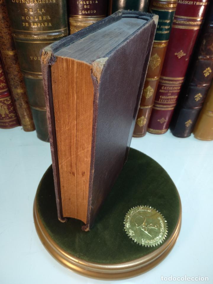 Libros antiguos: LOS MUERTOS MANDAN - V. BLASCO IBAÑEZ - F. SEMPERE Y COMPAÑÍA EDITORES - VALENCIA - 1910 - - Foto 8 - 138690750