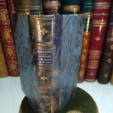 Libros antiguos: JUVENTUD A LA SOMBRA DE LA VEJEZ - V. BLASCO IBAÑEZ - EDITORIAL COSMOPOLIS - MADRID - 1928 -. Lote 138691154