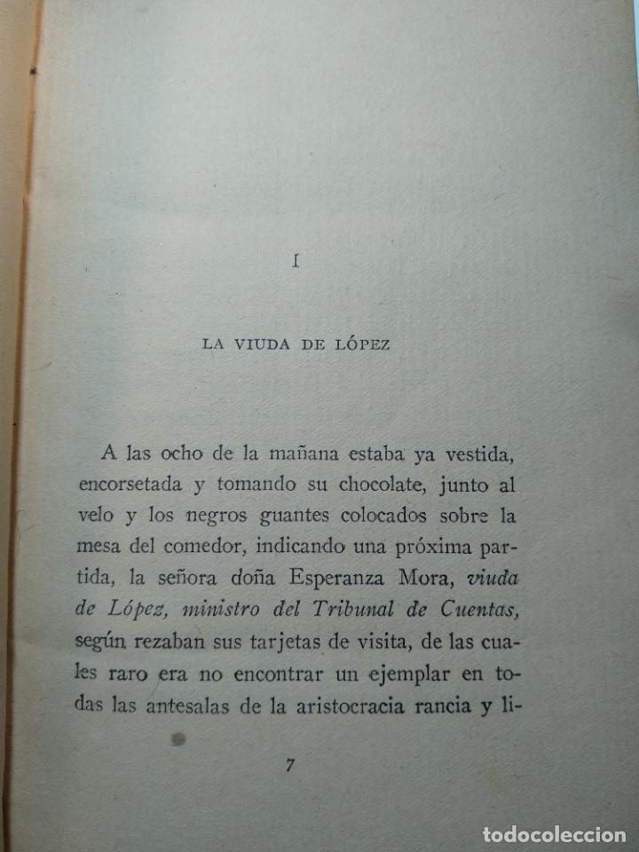 Libros antiguos: JUVENTUD A LA SOMBRA DE LA VEJEZ - V. BLASCO IBAÑEZ - EDITORIAL COSMOPOLIS - MADRID - 1928 - - Foto 3 - 138691154