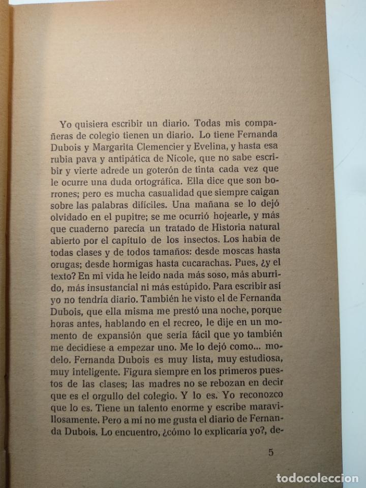 Libros antiguos: EL HOMBRE DE LA ROSA BLANCA - PEDRO MATA - HISTORIA TRISTE DE UNA NIÑA BIEN - EDIT. PUEYO - 1922 - M - Foto 3 - 138691554